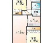 柳川市 アパート